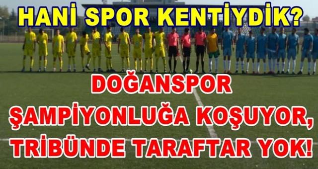 Ceyhan Doğanspor şampiyonluğa kilitlendi