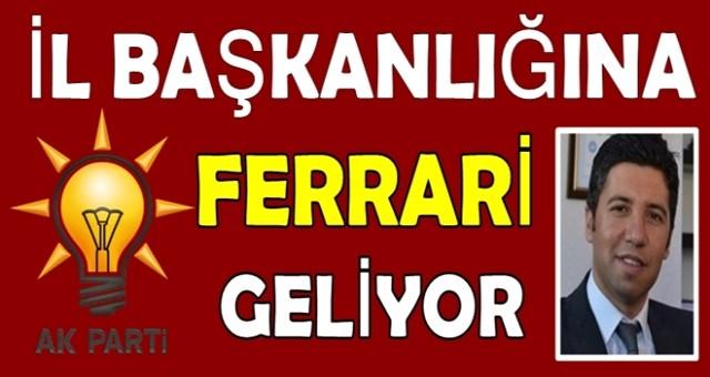 """Ak Parti, 2023 Hedeflerine Mehmet Ay'la Gidecek"""""""