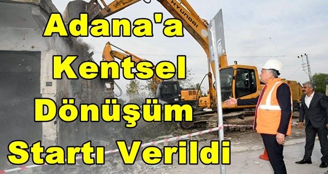 Karalar, Adana'da kentsel dönüşüm hamlesini yeniden başlattı