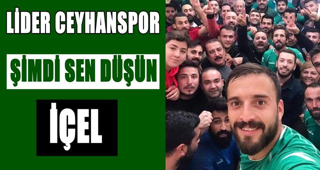 """Ceyhanspor'dan İçel'e Mesaj: """"Mekanın sahibi geri geldi"""""""