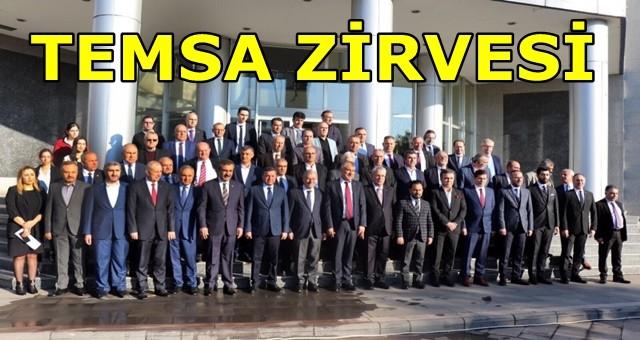 Adana'da TEMSA zirvesi yapıldı