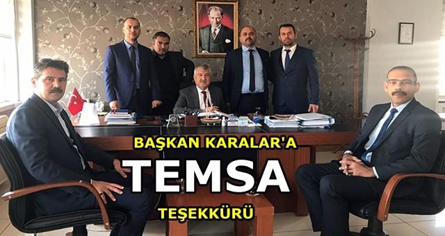 Adana'da TEMSA sevinci