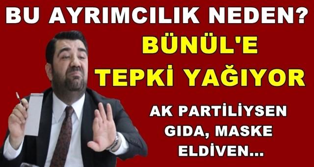 Ak Parti Ceyhan İlçe Başkanı, Ceyhan'ı ikiye böldü!