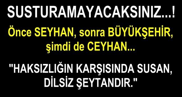 CHP'lilerin Basın Özgürlüğü Anlayışı!
