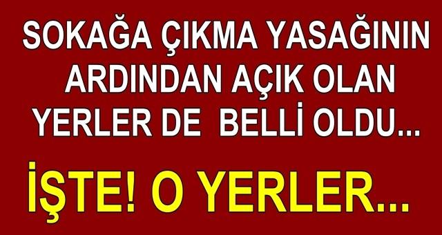Adana Valiliği'nin sokağa çıkma yasağıyla ilgili açıklaması