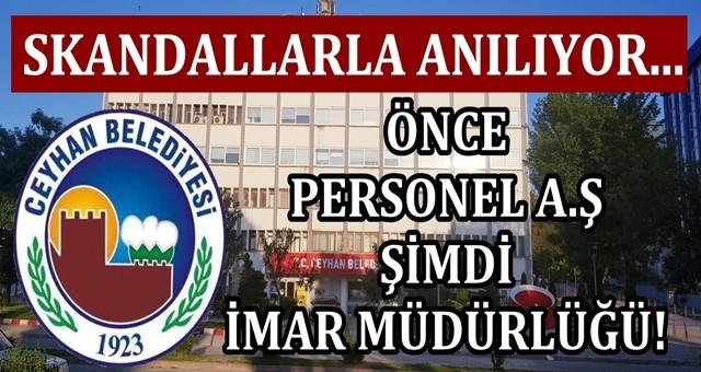 Ceyhan Belediyesi'nden bir skandal açıklama daha!