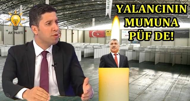 Ak Parti Adana İl Başkanı Mehmet Ay, Adanalıların aklıyla alay edilmesine karşı çıktı!