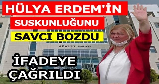 Ceyhan Belediye Başkanı Hülya Erdem Savcıya İfade Verdi