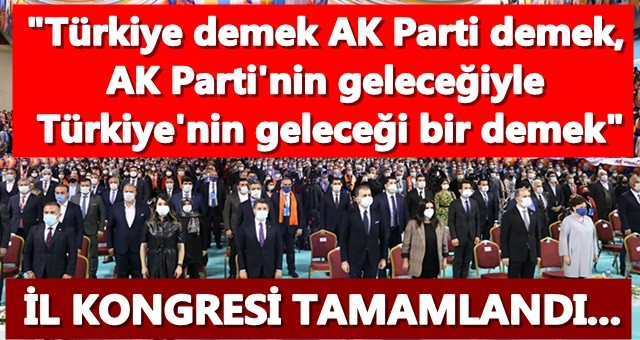 AK Parti Adana'da il yönetimi belli oldu! İşte o isimler