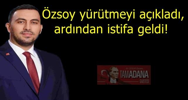 AK Parti'de yürütme açıklandı, ortalık karıştı!