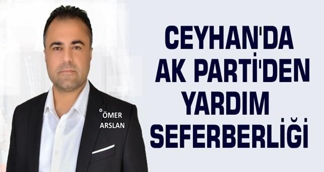 """AK Partili Ömer Arslan konuştu: """"Fakir fukaraya, garip gurabaya kucak açalım"""""""