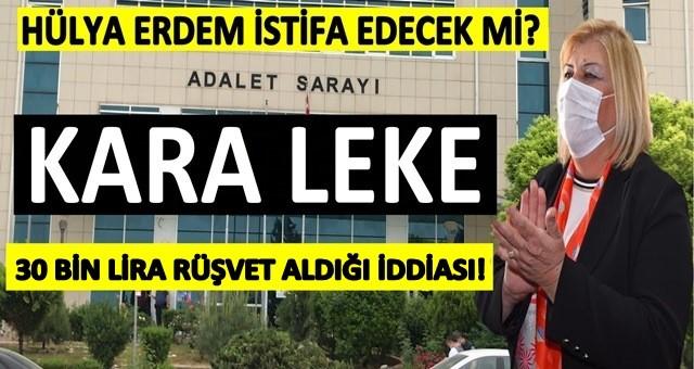 Ceyhan'da Hülya Erdem istifa etsin sesleri yükseldi