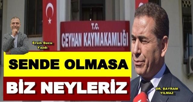YILMA'Z KAYMAKAMIM SİZE İHTİYACIMIZ VAR!