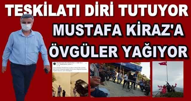 AK Parti Ceyhan Teşkilat Başkanı Mustafa Kiraz'a övgüler yağdı
