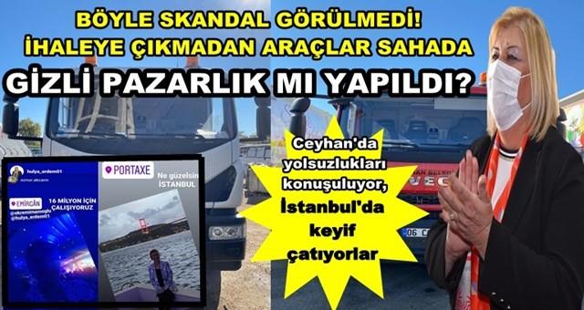 Hülya Erdem, CHP'li Belediyeyi yerle bir etti: Yine Skandal!