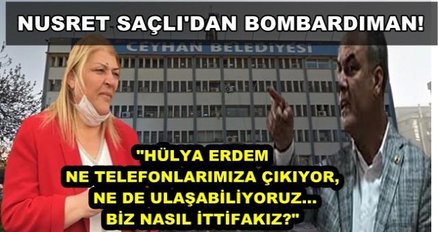 İYİ Partili'ler, CHP'li Başkana böyle tepki gösterdi: