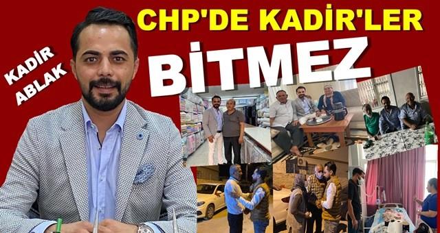 Ceyhan'da dibe vuran CHP'yi ayağa kaldırmak için seferber olanlarda var!