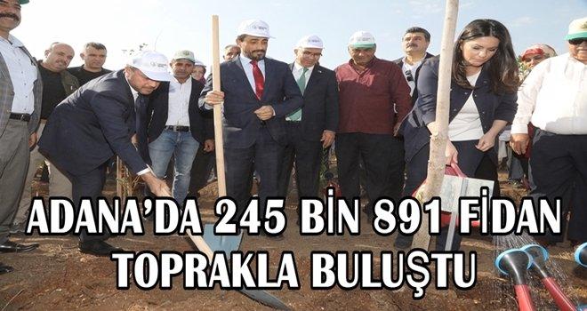 BÜYÜK SEFERBERLİĞE BAŞKAN KOCAİSPİR'DE KATILDI