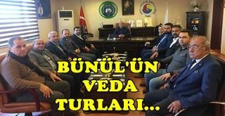 Ak Parti Ceyhan İlçe Başkanı Muhammed İslam Bünül'den veda turları...