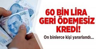 KOSGEB'ten İş kuran kadınlara 60 bin lira destek!