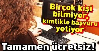 Dil kurslarına binlerce lira harcamaya gerek yok!