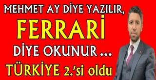 Adana Siyaset Akademisi'nde, Türkiye ikincisi oldu