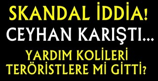 İddia! HDP'liler, yardım kolilerini teröristlere mi gönderdi?