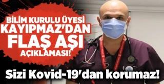 Grip aşısı korona'dan korumaz!