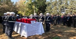 Jandarma Uzman Çavuş Cumhur Tokuş Ebediyete Uğurlandı