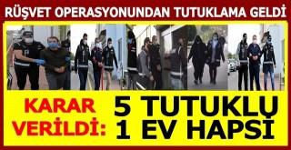 Ceyhan eski Belediye Başkanı Kadir Aydar tutuklandı