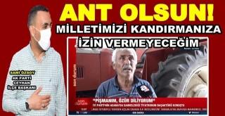 Başkan Özsoy: İYİ Parti'nin
