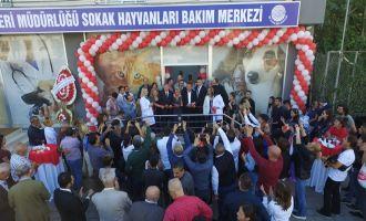 Seyhan Belediyesi Sokak Hayvanları kısırlaştırma Merkezi açıldı
